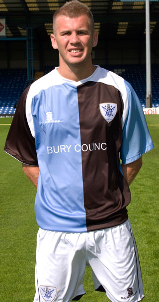 The Shirt 2010: Bury FC