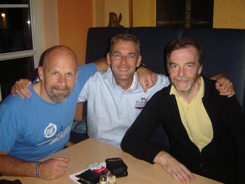 Bjørn, Cornelis, Steve